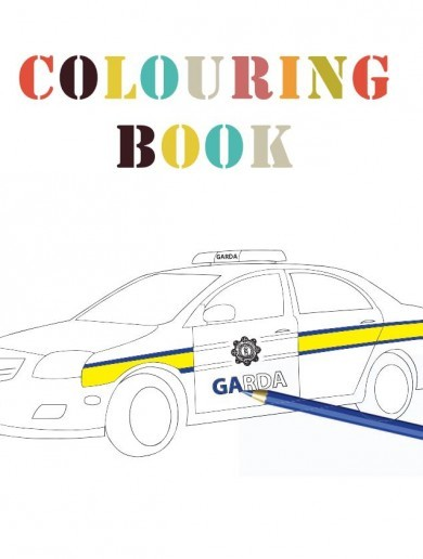 A challenge for you: The Garda colouring book