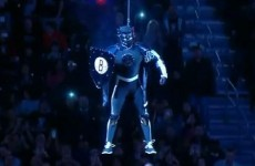 VIDEO: The newest NBA mascot is a Marvel superhero