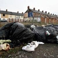 Portlaoise is Ireland's most littered town; Carlow is the tidiest