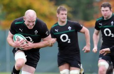 O'Connell set to assume Irish captaincy as he clears another fitness hurdle