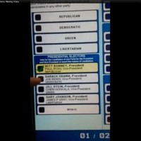 'Recalibration issues' to blame for alleged e-voting fraud