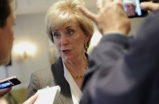 Former WWE chief Linda McMahon fails in second Senate bid