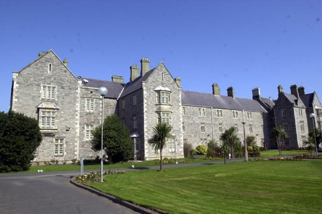 The Central Mental Hospital in Dundrum, Dublin
