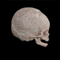 Damien Hirst's latest offering: A diamond encrusted baby skull