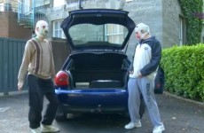 VIDEO: Rubberbandits use dubstep to explain physics