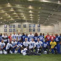 Unity: Colts players shave heads in support of Chuck Pagano