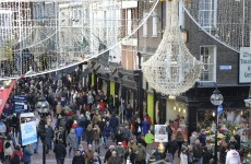 Irish consumers will be highest spenders in Europe this Christmas