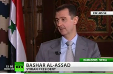 Syria's Assad refuses to flee: 'I'll live and die in Syria'