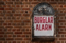 Do you ignore ringing burglar alarms?