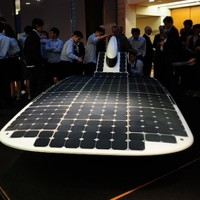 Meet the IVy: The world's fastest solar-powered vehicle