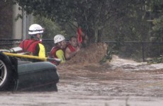 Worsening Australian floods spark Brisbane evacuations (Video)