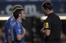 Juan Mata: I heard nothing from Clattenburg during United game