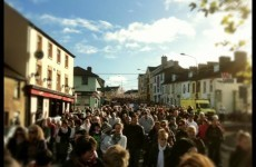 Thousands attend rally in support of Waterford Regional Hospital