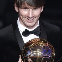 Messi takes Ballon D'Or as Matty Burrows misses out on goal award