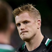 Heaslip holds hands up over yellow card that cost Ireland dearly
