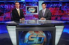 The Onion's SportsDome isn't parodying SportsCenter, it's competing with it