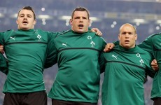 Reaction: Irish players left to sing from the same old hymn-sheet