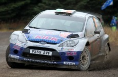 Breen secures second World Rally Championship in a row