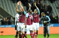Newcastle undone by old boys Allardyce and Nolan