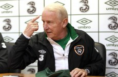 Ireland v Greece: Trap the believer knows stakes are high