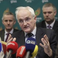Green insist: We're staying to finish the Budget