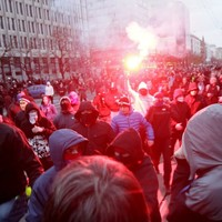 Violence reported as Poland marks its independence day