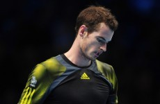 Tour finals exit can't spoil dream year for Murray