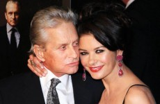 Michael Douglas says he's beaten throat cancer
