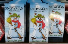 Pic: Anyone for snowman poo?