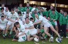 Ballyhale and Crossmaglen march on