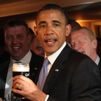 Mayor of Kilkenny writes to Obama and hopes he'll visit next year
