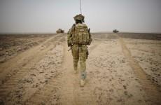 British soldier shot dead by man in Afghan army uniform