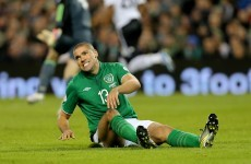 Walters and McShane doubts for Greece friendly