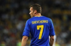 Andriy Shevchenko offered Ukraine head coach job