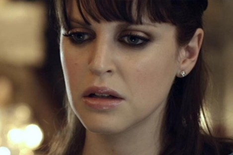 Amy Huberman is the only Irish female actor nominted for a film role in IFTAs 2011