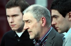 Mickey Harte asks press to 'lay off' Michaela husband