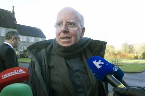 Bishop John McAreavey