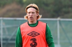 Injury update: McShane ruled out of Greek visit