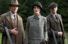 Downton Abbey versus The Wire... in tweets