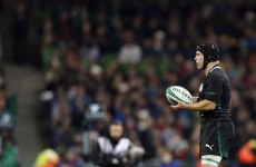 'I don't see myself as a South African rugby player at all' - Richardt Strauss