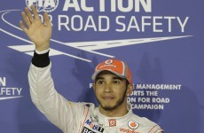 Hamilton excited by F1's US return