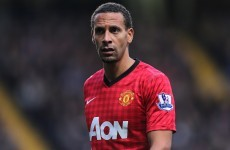 Rio Ferdinand in no hurry to sign new Manchester United deal