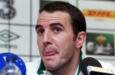 Ireland v Greece: O'Shea urges young stars to shine
