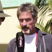 Anti-virus guru McAfee sought by police in murder investigation
