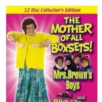 Brendan O'Carroll in legal row over 'original' Mrs Brown DVDs