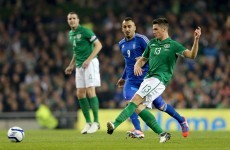 As it happened: Ireland v Greece, international friendly