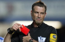 Chelsea approach to Clattenburg allegations questioned
