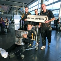 GAA on tour: All-Stars jet off to the Big Apple