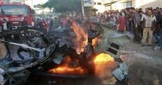 Senior Hamas military commander killed by Israeli air strike