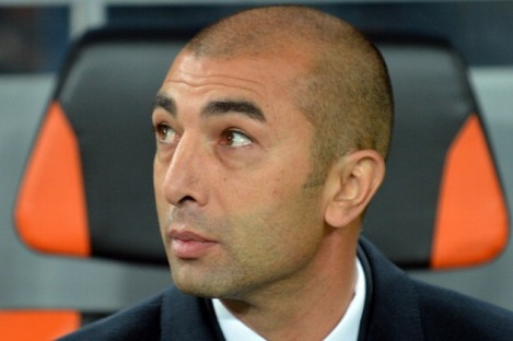 Di Matteo: up for the cup.